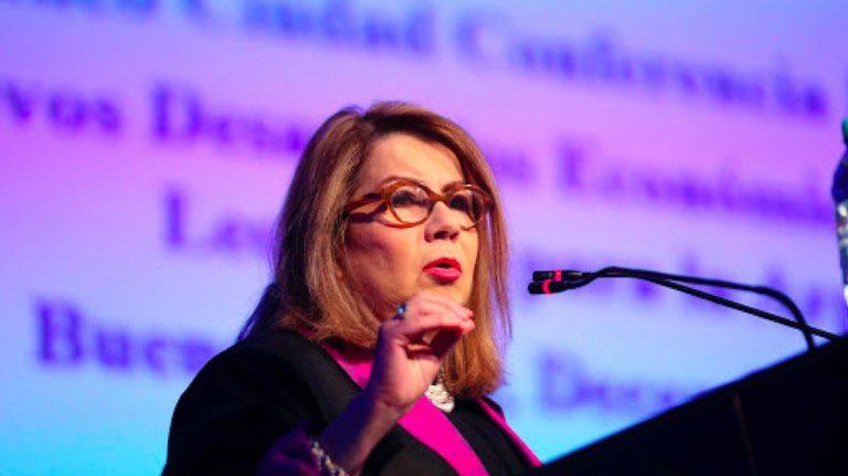 La nueva vicepresidenta del Banco Mundial respaldó a Argentina por la deuda