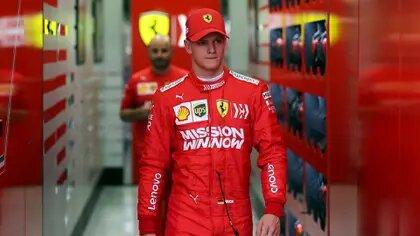 El hijo de Michael Schumacher podría ser el reemplazante de Sebastian Vettel en Ferrari