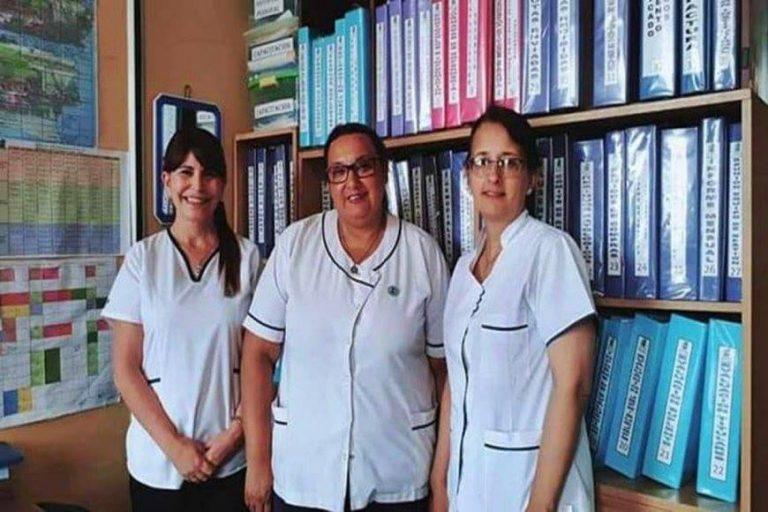 Enfermera entrerriana decidió retrasar su jubilación para prestar servicio durante la pandemia