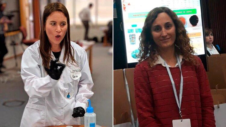 Cómo es el material que podría inactivar el coronavirus en la ropa y proyectaron dos científicas argentinas