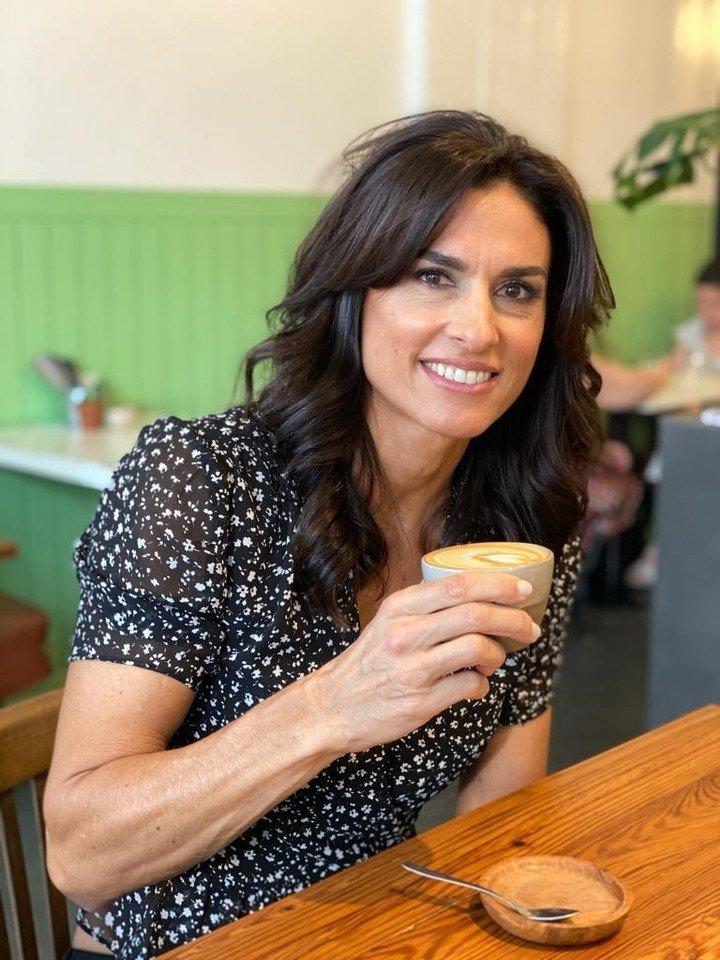 """Gabriela Sabatini, a los 50 años: """"Disfruto nadar, cocinar recetas saludables y el ritual de un buen café"""""""