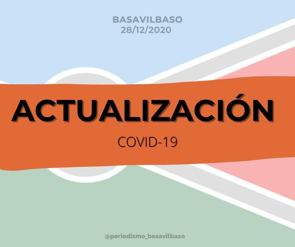 Basavilbaso, ultima actualización epidemiologica