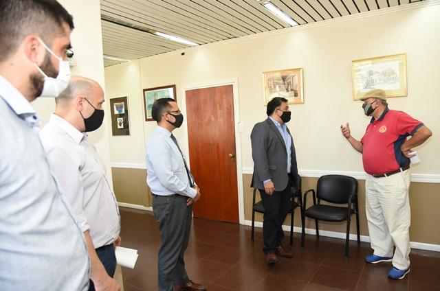 Concepción del Uruguay: Entregaron aportes mensuales a entidades intermedias